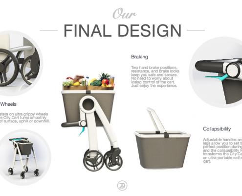 City Cart 2 SCL Design Challenge