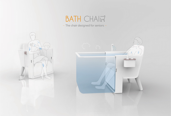 Bath Chair Design Challenge