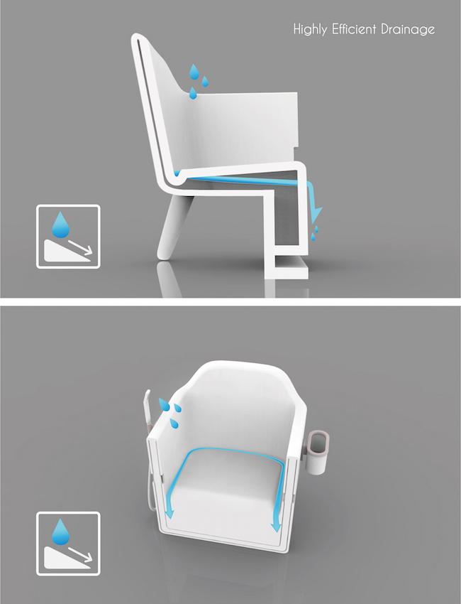 Bath Chair – Design Challenge